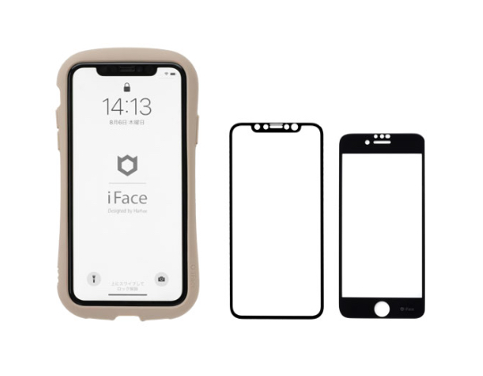 iFace Glass Filmイメージ画像