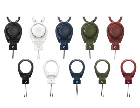 Quick Release Neck Strap & Carabiner Ring イメージ画像