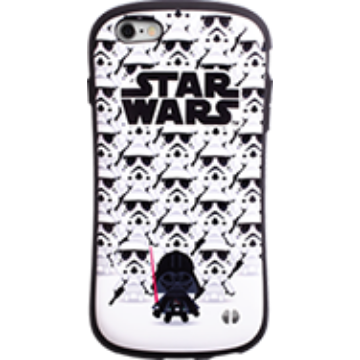 STAR WARS iFace First Class ケース(ベイダー&トルーパー)