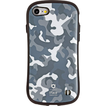 iFace First Class Military ケース(グレー)