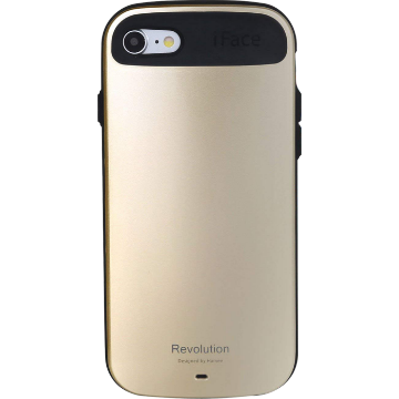 iFace Revolution Metallic ケース(ゴールド)