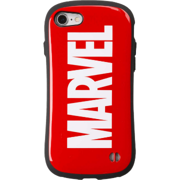 MARVEL/マーベル iFace First Class ケース(レッド)