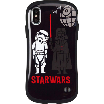 STAR WARS iFace First Class ケース(Vader&Trooper/ブラック)