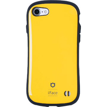 iFace First Class Standardケース(イエロー)