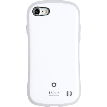 iFace First Class Pastel ケース(ホワイト/グレー)