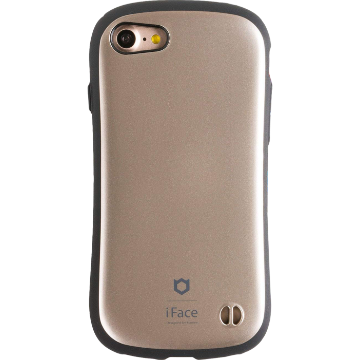 iFace First Class Metallic ケース(ゴールド)