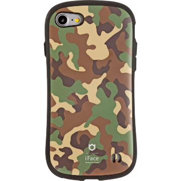 iFace First Class Military ケース(カーキ)