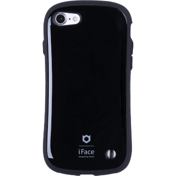 iFace First Class Standardケース(ブラック)