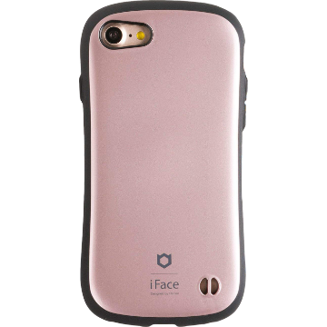 iFace First Class Metallic ケース(ローズゴールド)