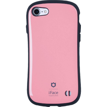 iFace First Class Standardケース(ベビーピンク)
