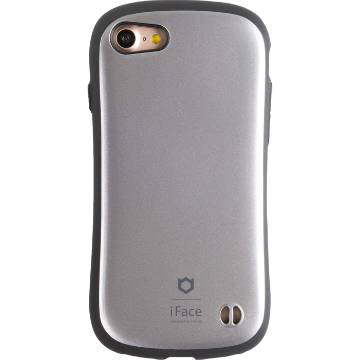 iFace First Class Metallic ケース(シルバー)