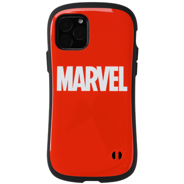 MARVEL/マーベル iFace First Class ケース(ロゴ/レッド)