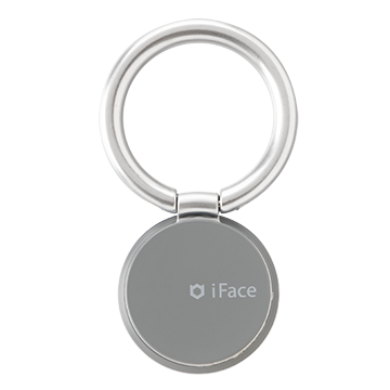 iFace Finger Ring Holder スキニータイプ(Reflection/グレー)