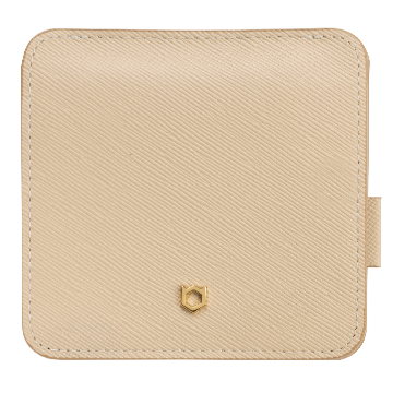 iFace Compact Wallet(ベージュ)