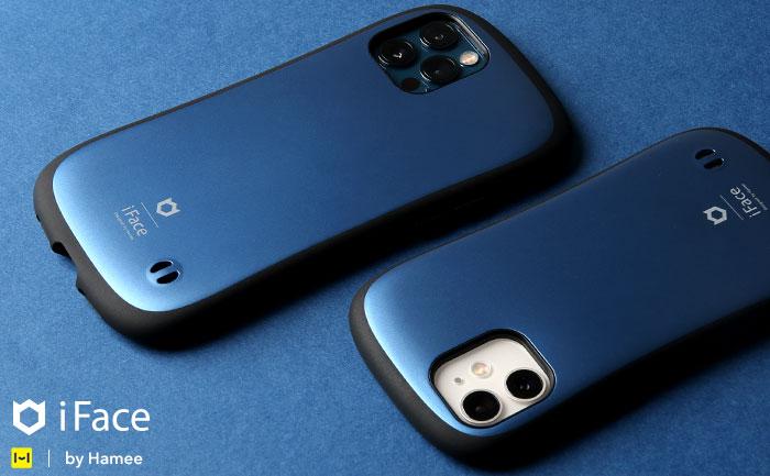 iPhone 12/12 Pro/12 mini/8/7/SE(第2世代)「くすみカラー」のiFace First Classケース 新発売