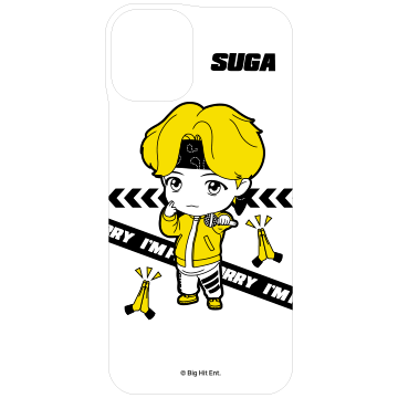 TinyTAN iFace Reflection専用インナーシート(MIC DROP/SUGA)