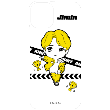 TinyTAN iFace Reflection専用インナーシート(MIC DROP/Jimin)