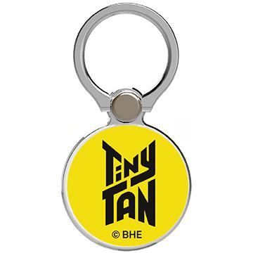 TinyTAN iFace Finger Ring Holder アウターサークルタイプ(MIC DROP/Logo BK)