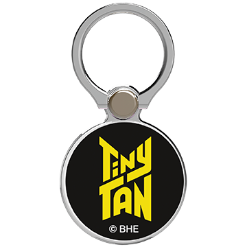 TinyTAN iFace Finger Ring Holder アウターサークルタイプ(MIC DROP/Logo YE)