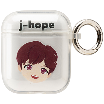 TinyTAN iFace Look in Clearケース(Basic/j-hope)