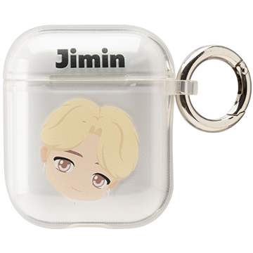 TinyTAN iFace Look in Clearケース(Basic/Jimin)