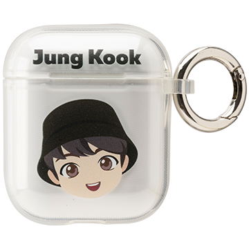 TinyTAN iFace Look in Clearケース(Basic/Jung Kook)