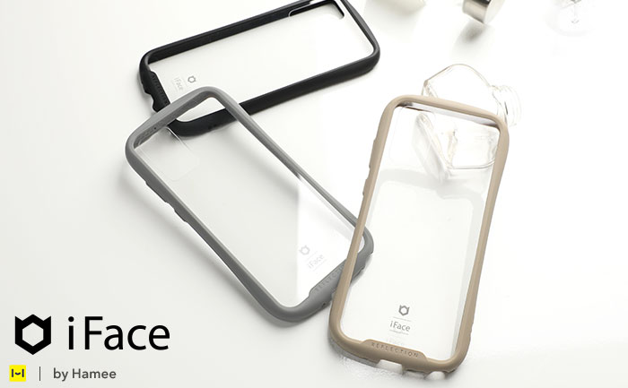 Galaxy Note 20 Ultra専用iFace First Class StandardケースとiFace Reflectionケース