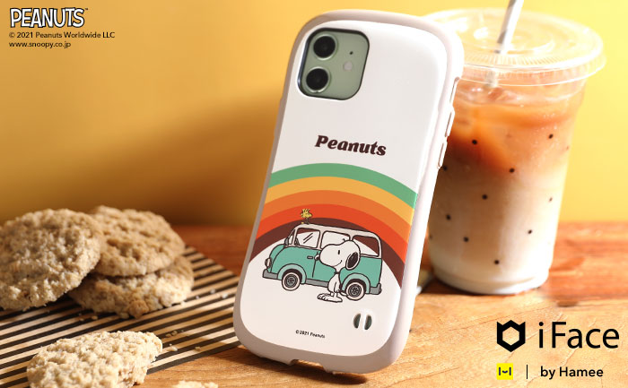 iFace PEANUTS/ピーナッツ iFace First Class Cafeケース新発売