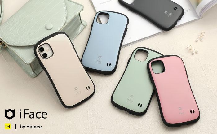 iFace First Class KUSUMIケースiPhone 11 / iPhone 11 Pro機種用